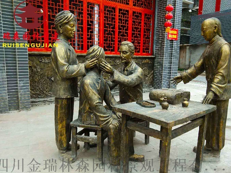 四川雕塑厂家,水泥雕塑定制加工