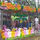 儿童室内外游乐设备欢乐喷球车 童星游乐厂家