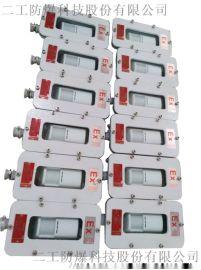 防爆光栅探测器2光束对射外壳报 器