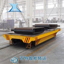 不锈钢灌转运轨道车 不锈钢灌搬运轨道平板车