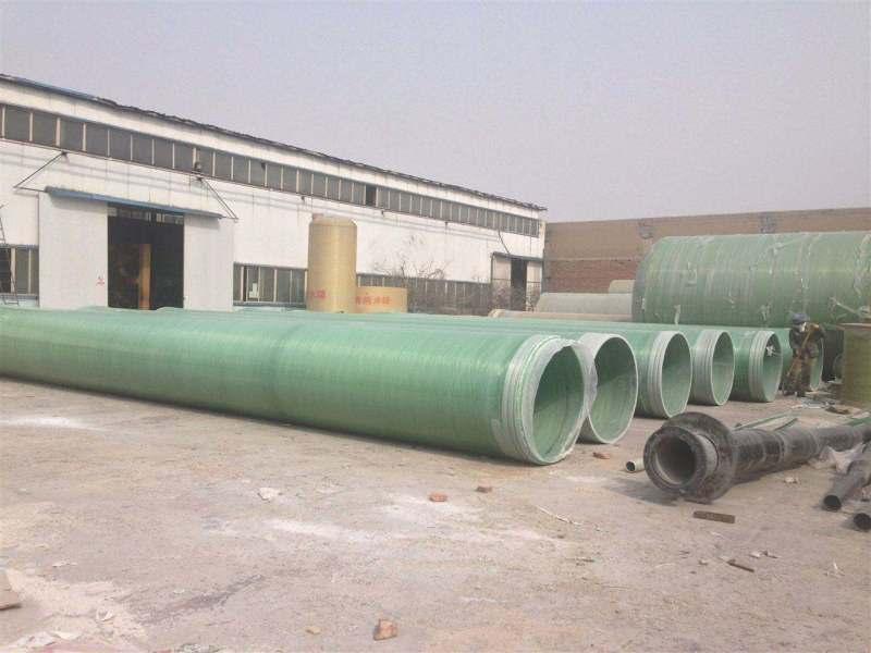 管道 玻璃钢井水管 消防排烟管道