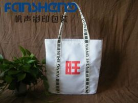创意促销礼品袋 手绘帆布袋定做厂家 创意促销礼品袋