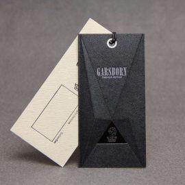 深圳服装吊牌设计印刷,卡牌印刷,吊牌定制