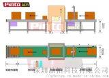 物流体积测量光幕  纸箱高精度红外线测量光幕 计数