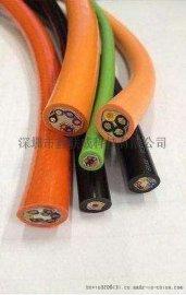 TPU/TPE/PUR/TPV/特种材料电缆 耐磨耐低温耐高温电缆