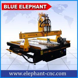 济南蓝象2030大型三工序木工雕刻机,仿古家具雕刻机,红木家具雕刻机,实木家具雕刻机,国产水冷主轴,雕刻速度快