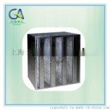 顆粒活性碳板式過濾器  廂式活性炭過濾器