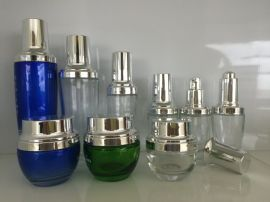 现货玻璃瓶包装瓶现货供应化妆品瓶化妆品包装化妆品包材