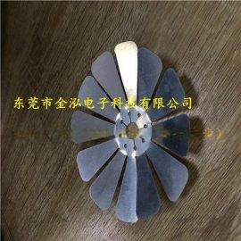 金泓 LED散热器 铝箔散热器 汽车大灯散热器