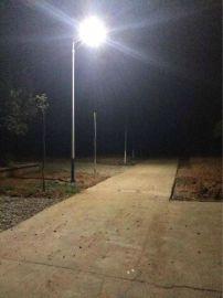 农村太阳能路灯40WLED人体感应太阳能灯一体化太阳能路灯门牌灯