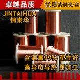 特价T2纯紫铜丝批发 直径0.2 0.3 0.5 0.8 1.0 2.0mm