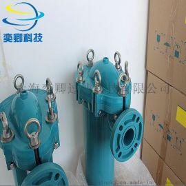 上海聚丙烯袋式过滤器 pp塑胶袋式过滤器 可定制