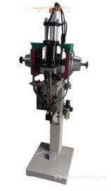气压增压双粒铆钉机 气动双粒铆钉机 五金配件铆钉机 双头铆钉机