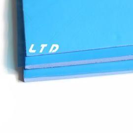 LED工矿灯高导热硅胶片 led泛光灯绝缘导热片 充电桩导热硅胶片