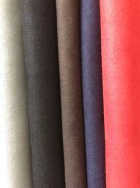 不掉色服装用翻毛皮麂皮绒超纤材料ALCANTARA欧缔兰风格