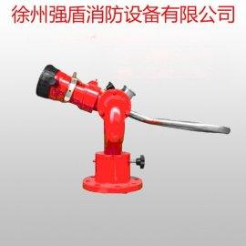 强盾手动消防水炮固定式消防水炮的应用