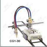 小車式火焰切割機改進型(加裝預熱氧,切割氧總閥門)