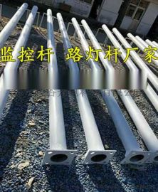 天津八棱监控杆厂家,天津3米监控立杆小区道路专用