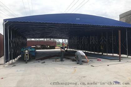 推拉篷,推拉篷廠家,專業定製推拉篷,移動倉庫