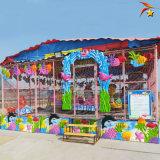 兒童公園噴球車遊樂設備,戶外遊樂園設備