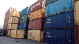 广州大量二手集装箱供应