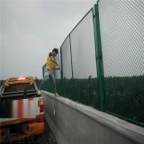 边框防抛网北京市浸塑护栏网厂家绿色
