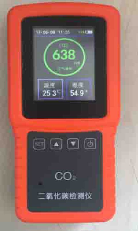 LB-A便携式二氧化碳检测仪 带报警功能