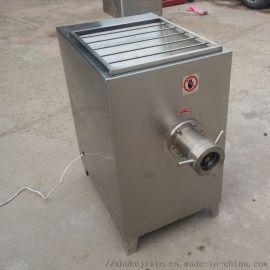 肉类加工机器130冻肉绞肉机型号全
