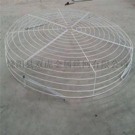 三叶吊扇防护网罩现货 1.2/1.4m吊扇铁网罩