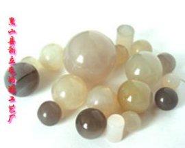 玛瑙研磨球-研磨介质珠