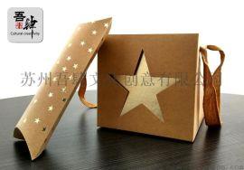 礼品袋 牛皮纸包装盒袋 橱窗展示袋