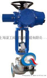 ZAHP智能电动调节阀 上海渠工阀门.