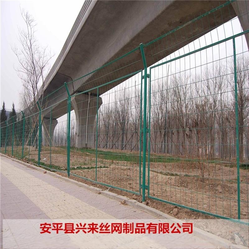 安平护栏网 双边丝护栏网 铁丝网厂