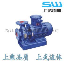ISWB型卧式管道油泵 ISWB型卧式管道离心泵