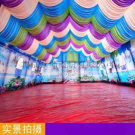 豪斯大型户外活动充气帐篷流动餐厅红白喜事婚宴婚庆酒席充气帐篷