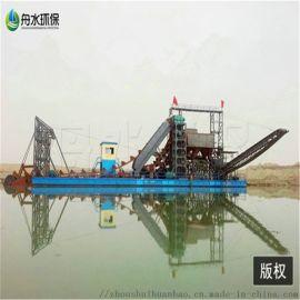 挖沙船配淘金設備一套多少錢 抽沙淘金船廠家