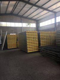 彩钢岩棉板钢结构专用墙板工地临时集装箱房厂家