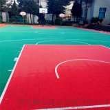 吉林吉林市防滑懸浮地板籃球場
