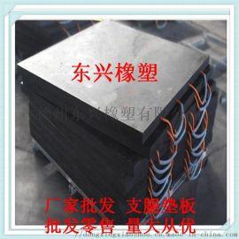 黑色耐磨吊车支腿垫板 带花纹超高分子量聚乙烯板