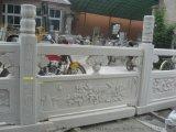 四川雙流陽臺石護欄河道欄杆