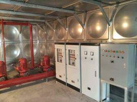 忻州办公楼整体式玻璃钢水箱清洁