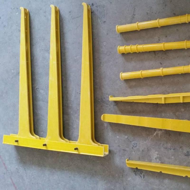 地埋式托臂玻璃钢支架规格型号齐全