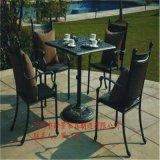 户外桌椅组合休闲露天阳台花园庭院欧式铁艺圆桌椅子