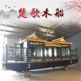 福建木船厂家销售景区木船旅游观光船木船报价