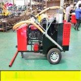 沥青灌缝机施工视频上海小型手推式灌缝机