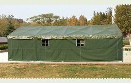 三层棉帐篷|宁泊牛津布帆布帐篷|施工帐篷厂