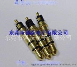 3.5双声道耳机插针,3.5*6.025.5立体耳机插针,立体耳机插针