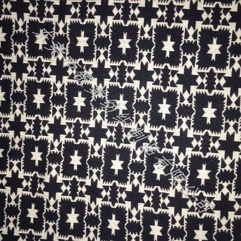銀美1X1提花針織羅紋