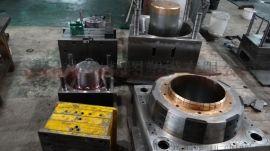 高质量塑料化工桶模具 涂料桶 油漆桶 油脂桶模具