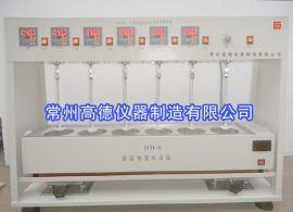 六联异步HJ-6SA恒温水浴电动搅拌器